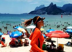 Arpoador Beach, Rio de Janeiro