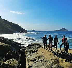 Trail Run Praia do Meio e Praia Funda