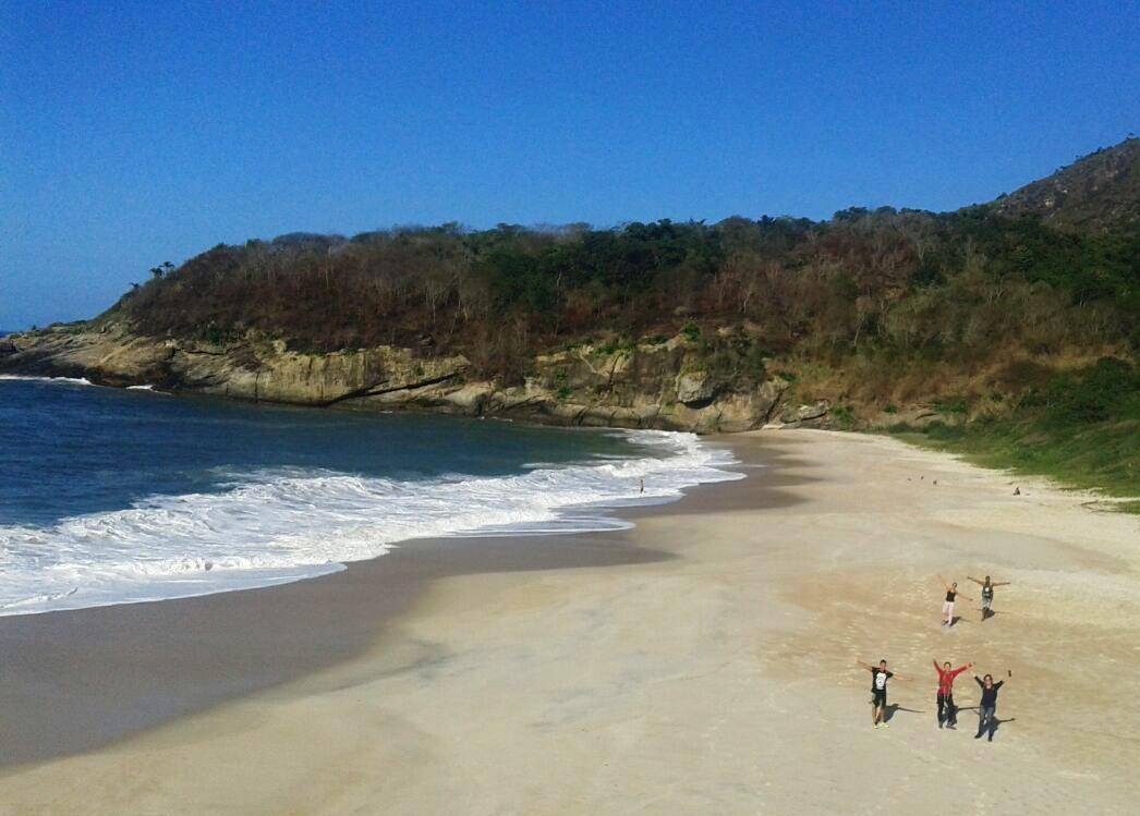 Praia do Meio e Funda Rio de Janeiro