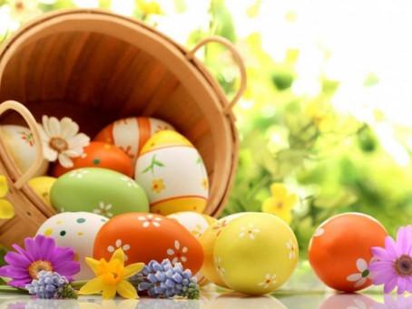 Paskalya Yumurtaları Neden Renkli?