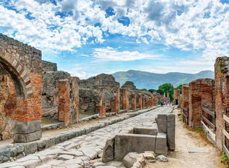Yok olan uygarlık: Pompei