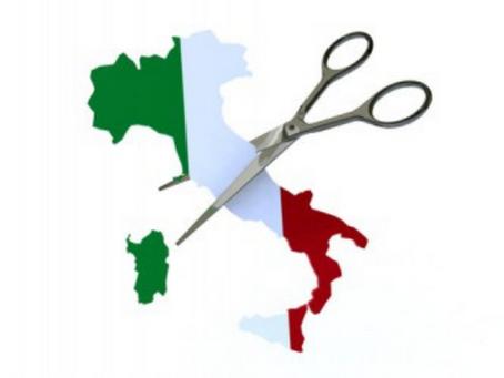İtalya'nın Kuzeyi ile Güneyi