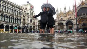 Venedik Sular Altında - Acqua Alta