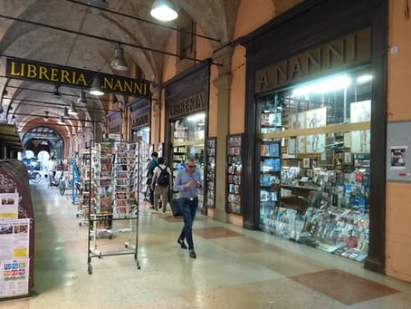 Bolonya'nın En Eski Kitapçısı