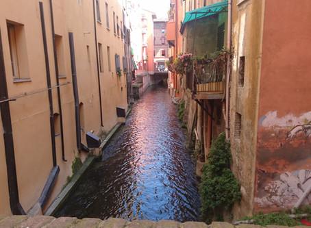 Bolonya'nın Venedik'ine Açılan Pencere