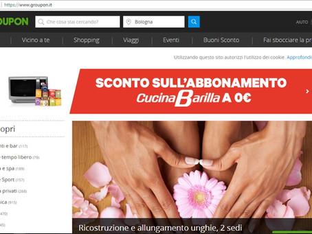 Groupon Italia ve İtalya'da Kuaför Olayları