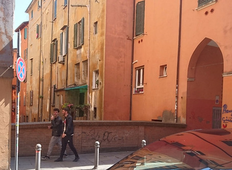 Kızıl Şehir Bolonya
