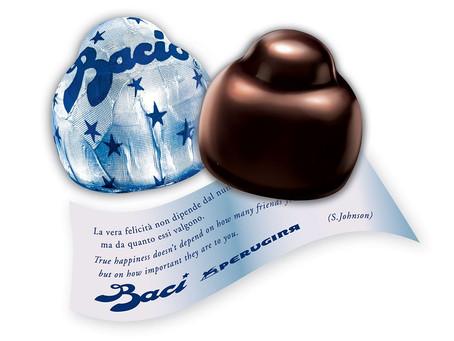 Sürprizli İtalyan Çikolatası Baci