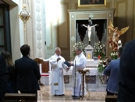 Vaftiz'deyim! (Battesimo)