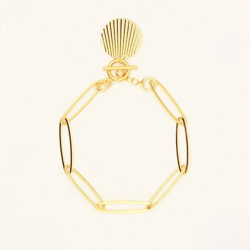 Bracelet Montespan Gold Plated