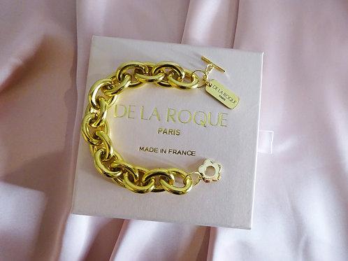 Montespan Chain Bracelet Gold Plated 18 k