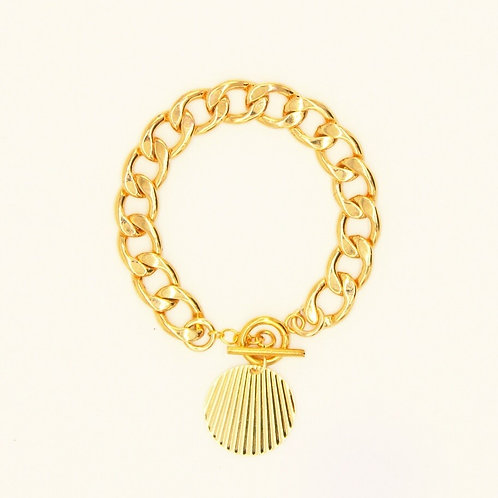 Bracelet Montespan Gold Plated