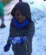 Enjoying the snow 2