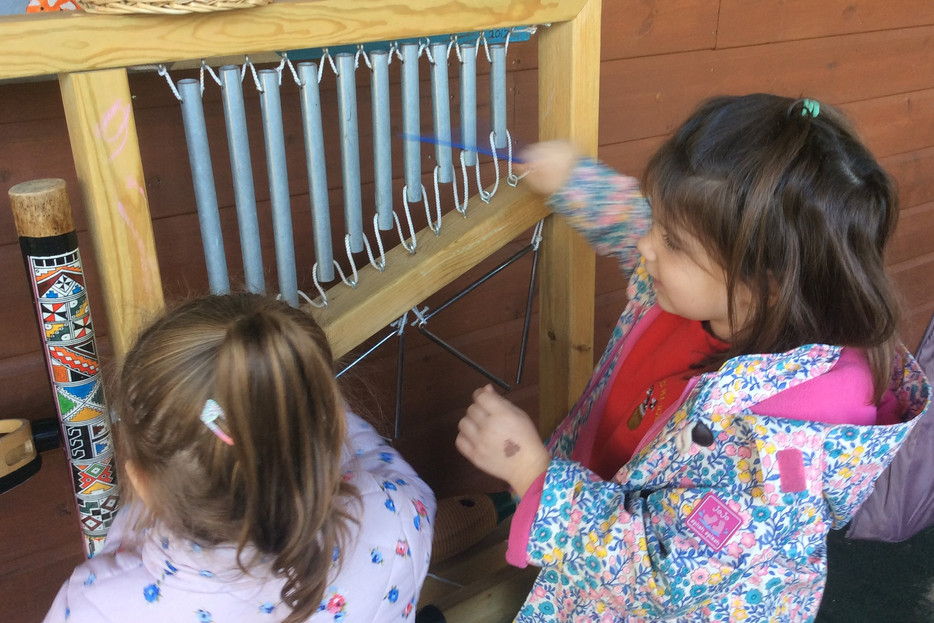 Exploring music and sound