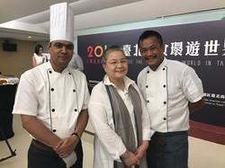 2017 Taste the Best Of the world in Taipei