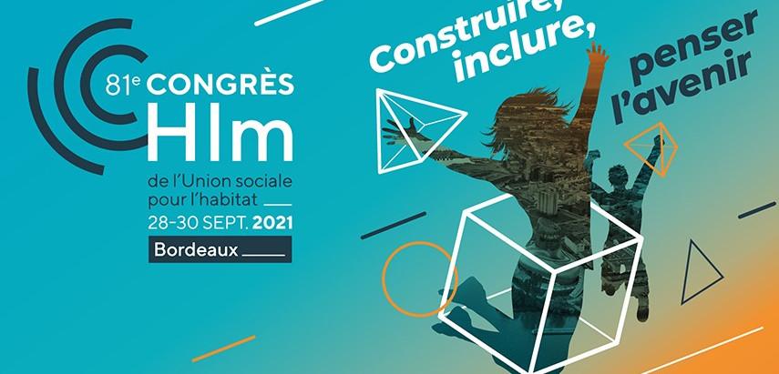 congrès HLM à Bordeaux