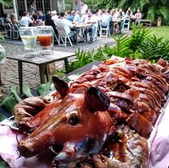 Full Roast Pig Luau
