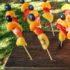 Fruit Spears