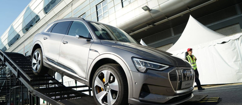 Audi Spektrum HK Experience Day 2019 - 體驗區域