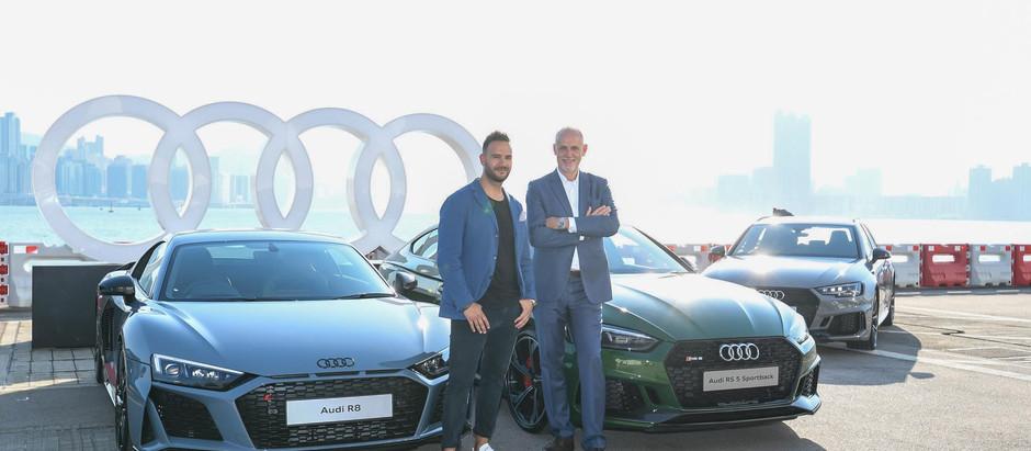 Audi Spektrum HK Experience Day 2019 - 汽車展示