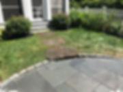 Scituate ma bluestone patio and stone st