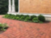 brick walkway duxbury ma