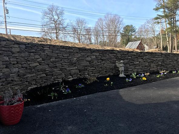 stone wall hanover ma