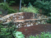 hingham ma stone wall