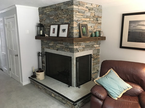 stone fireplace scituate ma