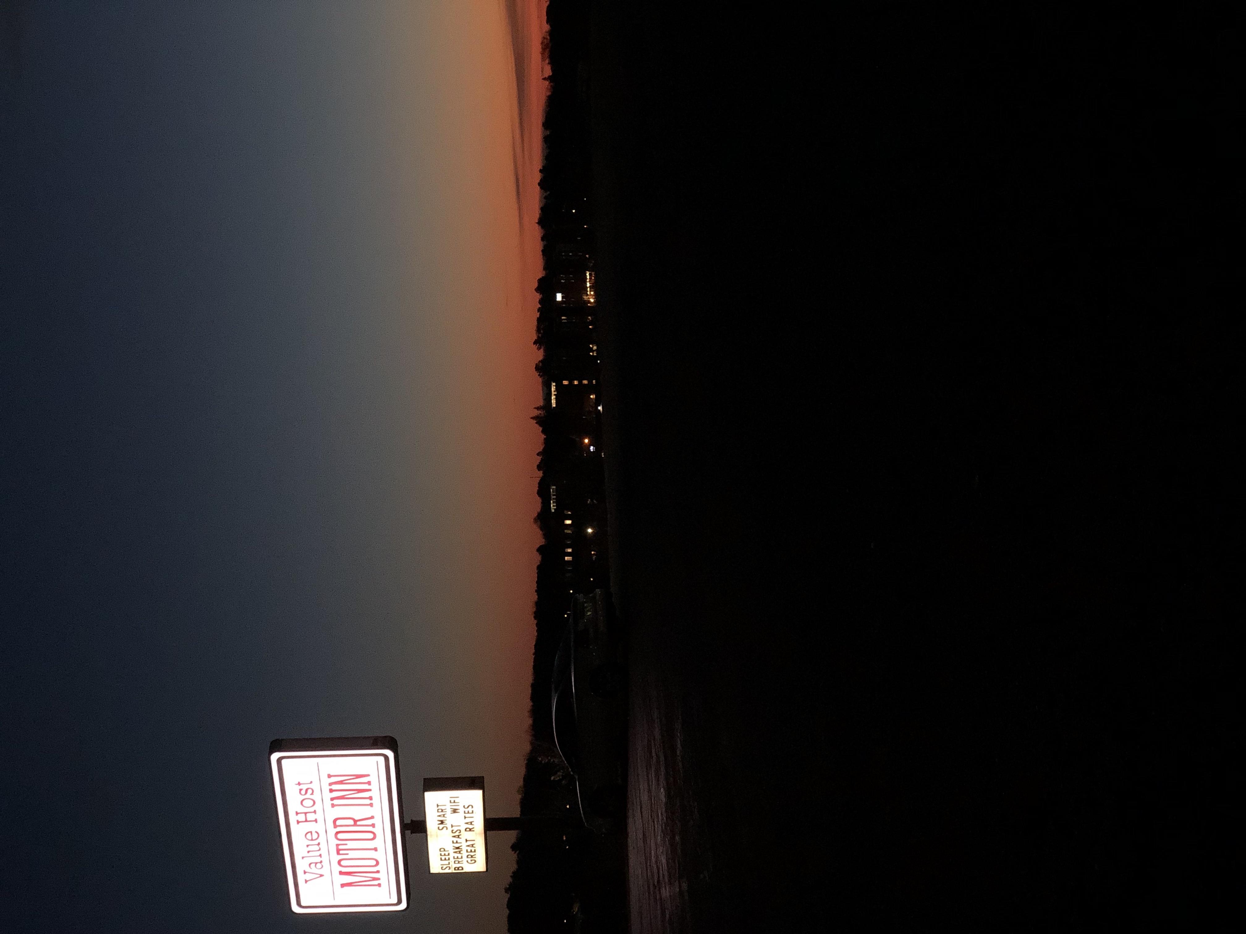 beautful sunset
