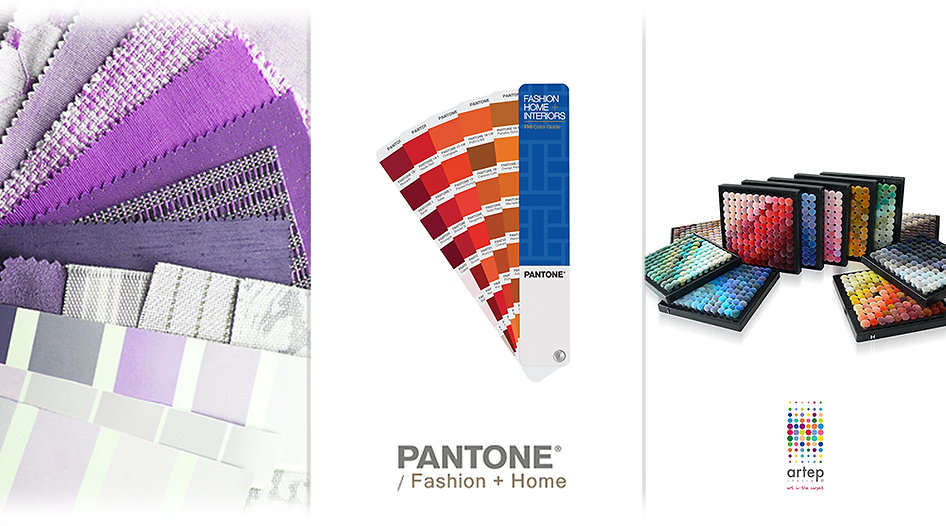scelta colori tappeto su misura