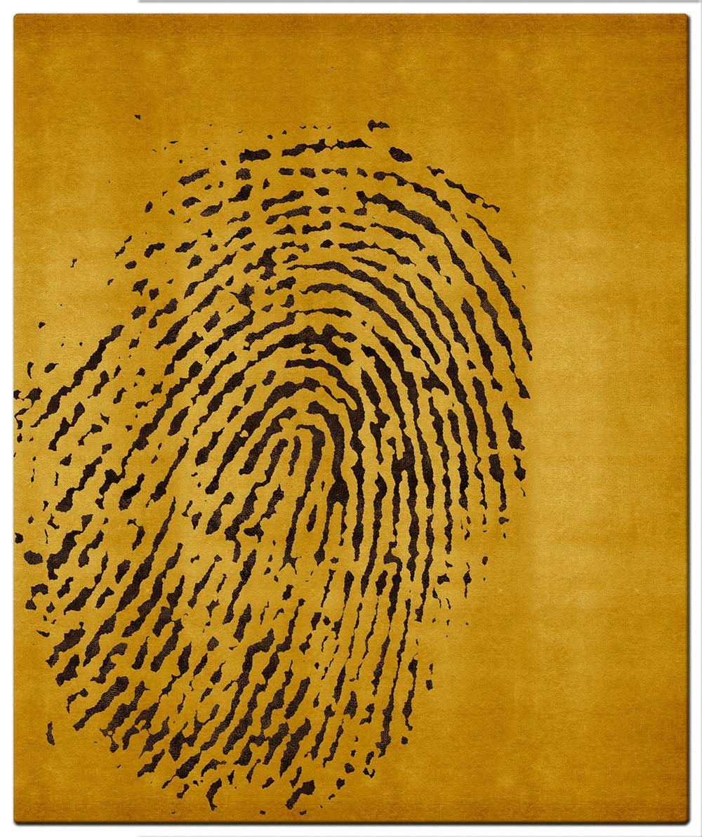 fingerprint-yellow