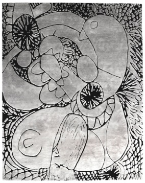 Automatic Drawing by Jack Pierson