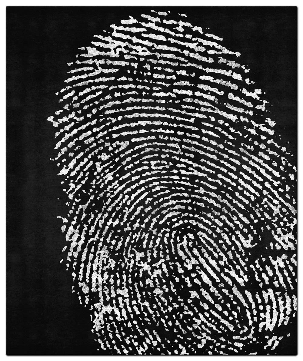 fingerprint-black