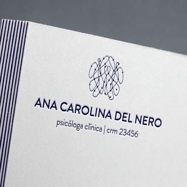 Ana Carolina Del Nero   Psicóloga Clínica