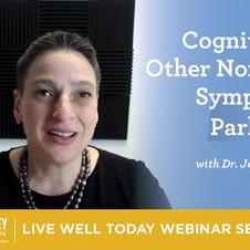 Cognition & Nonmotor Symptoms