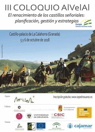 Los castillos señoriales protagonistas del III Coloquio AlVelAl