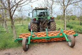 Nueva maquinaria para Agricultura Regenerativa