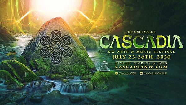 Cascadia NW Festival 2020 Vendors