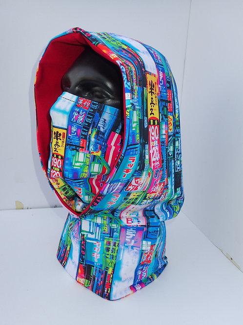 Tokyo Ninja Hood and Face Mask