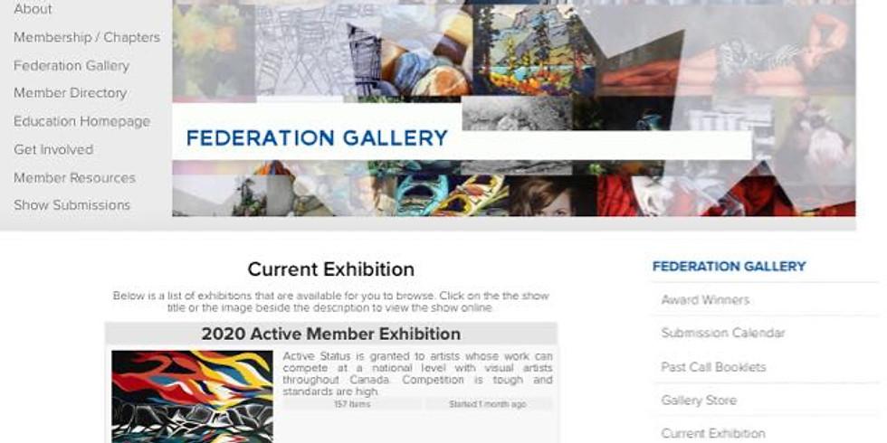 2020 Active Member Exhibition