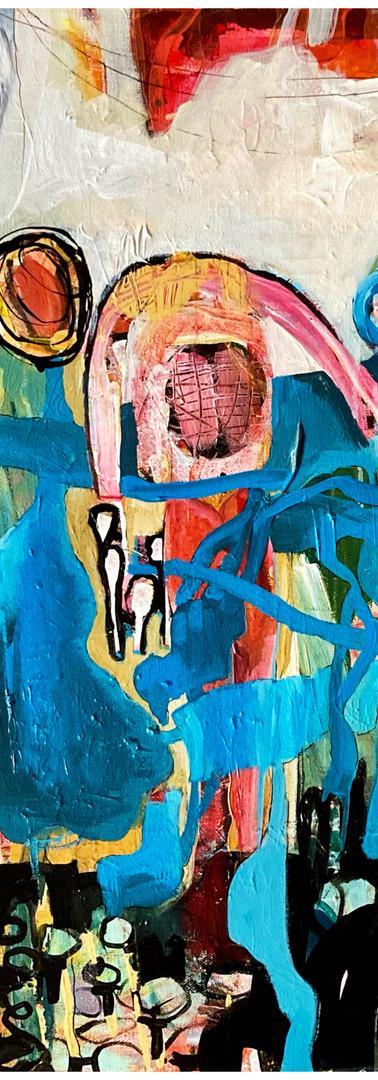 """The Blue Labyrinth"""