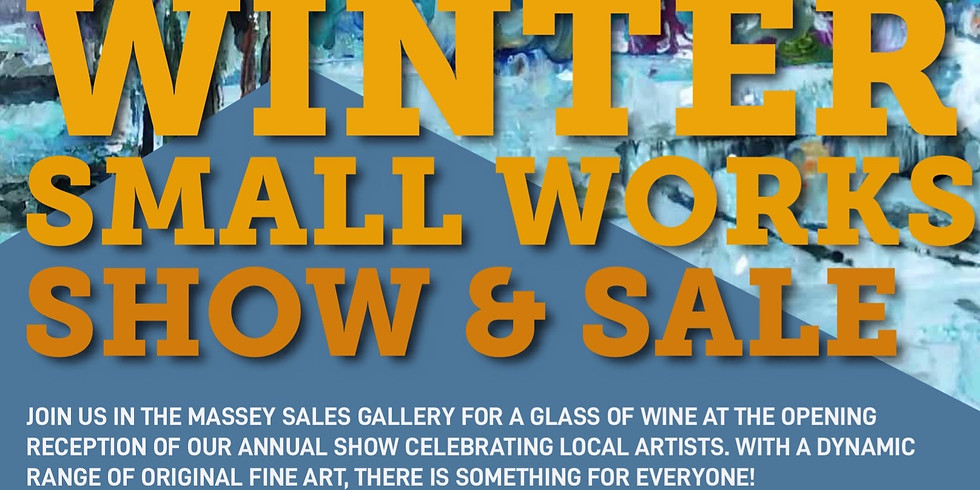 Winter Small Works Show & Sale