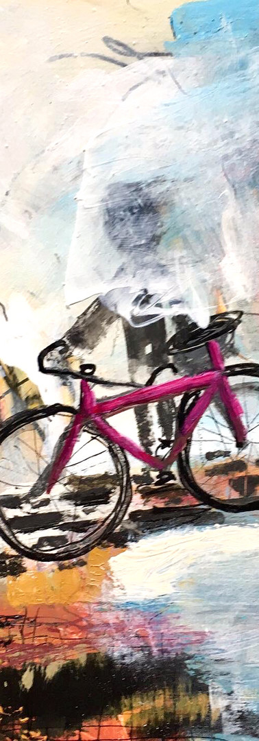 """Pink Bicycle"""