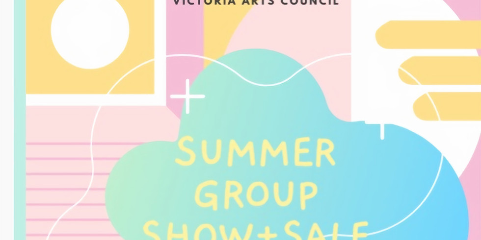 Summer Group Show & Sale