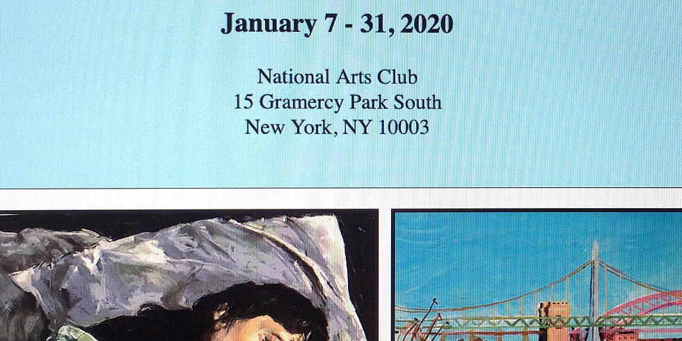 CLWAC 123rd Annual Open Exhibition of women's art in New York