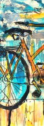 Bike by the Sea