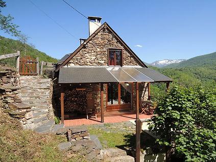 Gîte La Ribérole  Biert Ariège Pyrénées