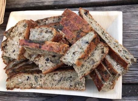 Brennnessel-Brot - einfach und gesund