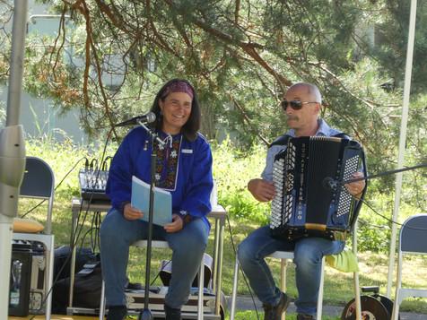 Musik mit Sabine & Sepp